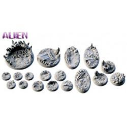 Alien Bases (21 Tops)