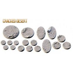 Cracked Desert Bases (21 Tops)