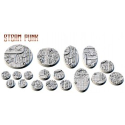 Steam Punk Bases (21 Tops)