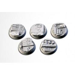 Egyptian Bases 25mm (20 Tops)