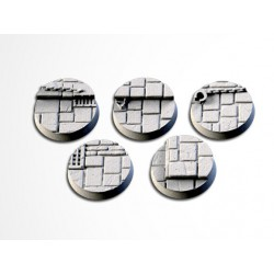 Dungeon Bases 25mm (20 Tops)