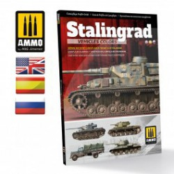 Stalingrad Vehicles Colors (Multilingual)