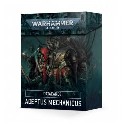 Datacards: Adeptus Mechanicus (Inglés)