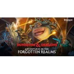 Adventures in the Forgotten Realms Caja de 4 Mazos Commander (Inglés)