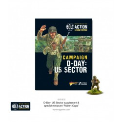 D-Day: US Sector (English) + Mini
