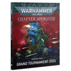 Grand Tournament Mission Pack (Inglés)