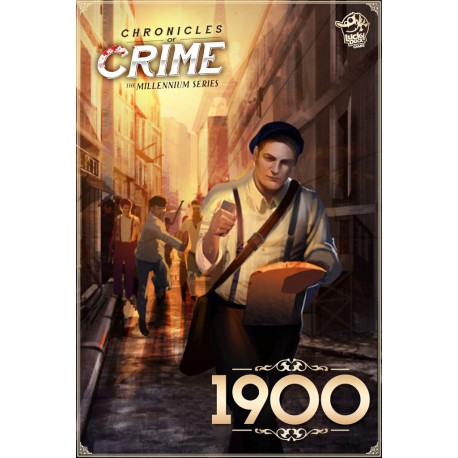 Crónicas del Crimen 1900