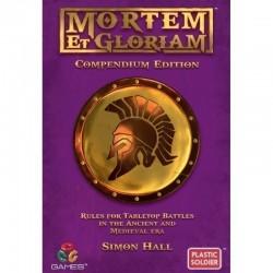 Mortem et Gloriam Compendium Rulebook (English)