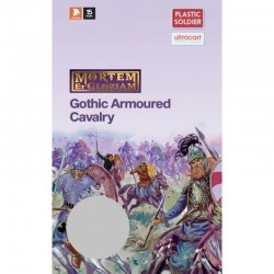 Gothic Armoured Cavalry Pouch