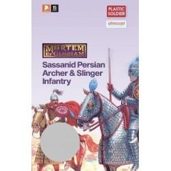 Sassanid Persian Archer & Slinger Infantry Pouch