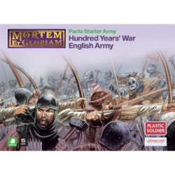 Hundred Years War English MeG Pacto Starter Army