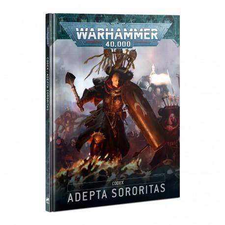 Codex: Adepta Sororitas (Spanish)