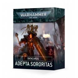 Datacards: Adepta Sororitas (Inglés)