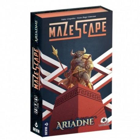 Mazescape: Ariadne (Spanish)