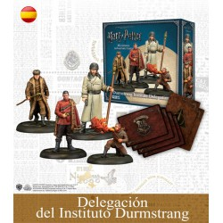 Delegación del Instituto Durmstrang (Spanish)