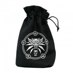 The Witcher Dice Pouch. Geralt - School of the Wolf