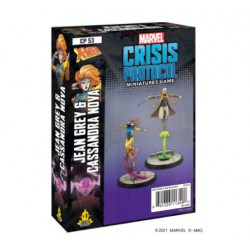 Marvel Crisis Protocol: Jean Grey & Cassandra Nova (Inglés)