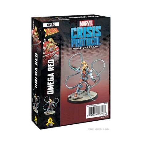 Marvel Crisis Protocol: Omega Red (Inglés)