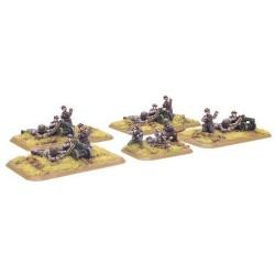 Maxim MG Platoon (x4)