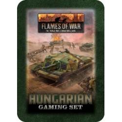Hungarian Gaming Tin (x20 Tokens, x2 Objectives, x16 Dice)