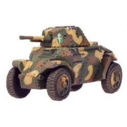 Csaba Armoured Car (x1)