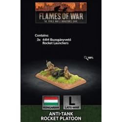 Anti-tank Rocket Platoon (x3)