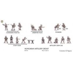 Artillery Crew (x28 Figs)