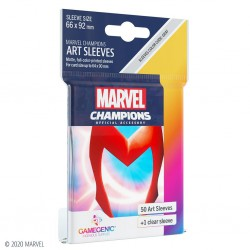 Marvel Champions Sleeves Scarlet Witch
