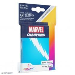Marvel Champions Sleeves Quicksilver