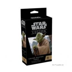 Star Wars Legion: Grand Master Yoda Commander (Castellano)