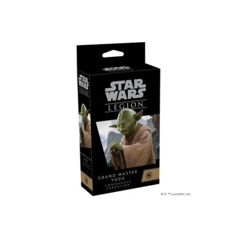 Star Wars Legion: Grand Master Yoda Commander (Spanish)