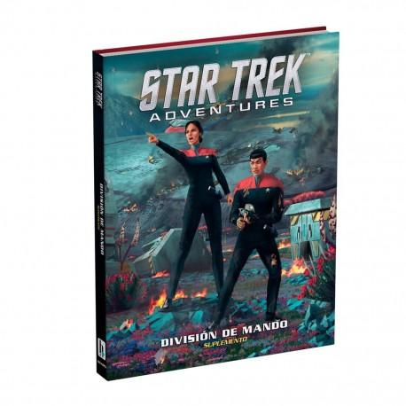 Star Trek Adventures: División de Mando (Spanish)