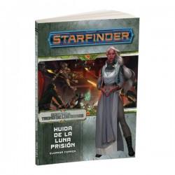 Starfinder - Contra el Trono de los Eones 2: Huída de la Luna Prisión (Spanish)