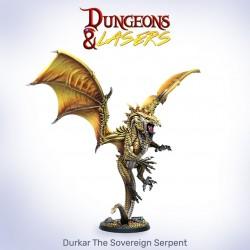 Durkar The Sovereign Serpent