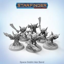 Space Goblins War Band