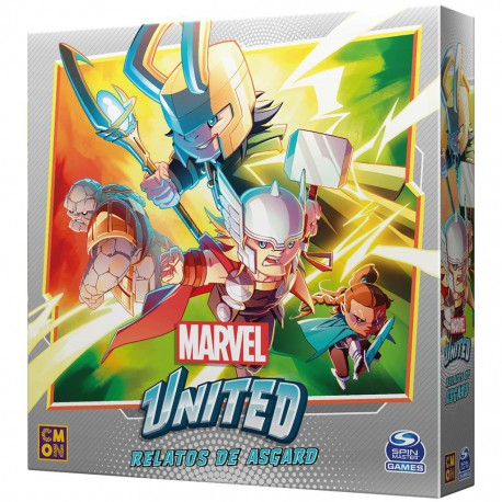 Marvel United: Relatos de Asgard (Spanish)