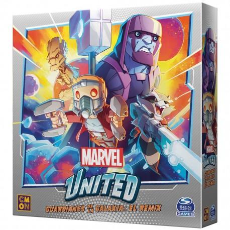 Marvel United: Guardianes de la Galaxia: el Remix (Spanish)