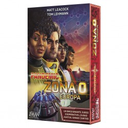 Pandemic Zona 0 Europa (Spanish)