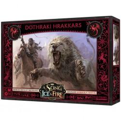 Dothraki Hrakkars (Spanish)