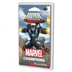 Marvel Champions: War Machine (Castellano)