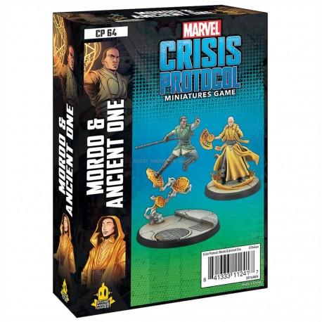 Crisis Protocol: Mordo & Ancient One (Inglés)