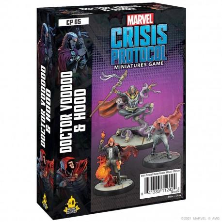 Crisis Protocol: Doctor Voodoo & Hood (Inglés)