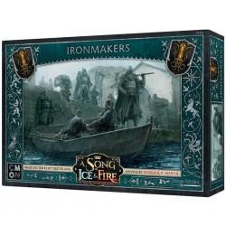 Guerreros de la Casa Ironmaker