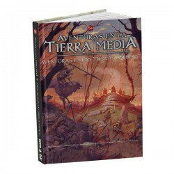Aventuras en la Tierra Media: Aventuras en las Tierras Ásperas (Spanish)