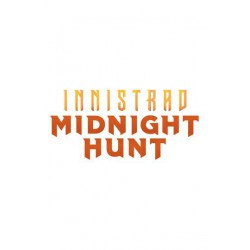 Innistrad Midnight Hunt Box With 12 Theme Booster Packs (English)