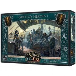 Héroes Greyjoy I (Spanish)