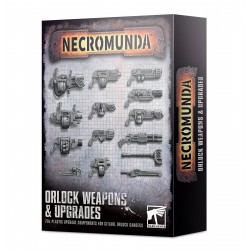 Necromunda: Orlock Weapons Upgrades