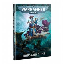 Codex: Thousand Sons (Spanish)