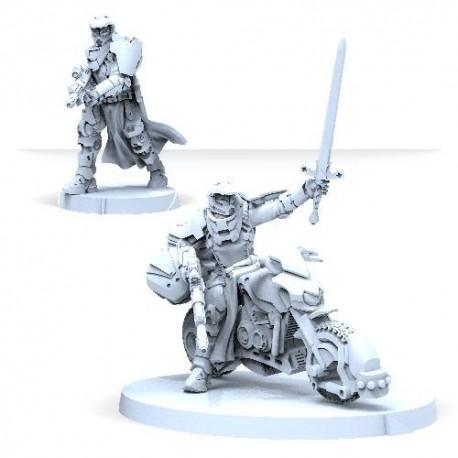 Knight of Montesa (Red Fury)
