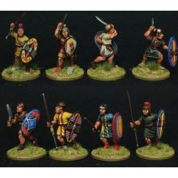 Iberian Warriors on Foot